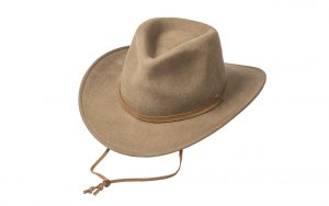 Sombrero Paño cinta M