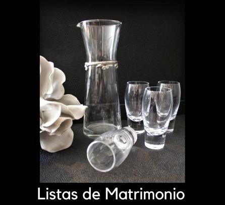 Listas de Matrimonio