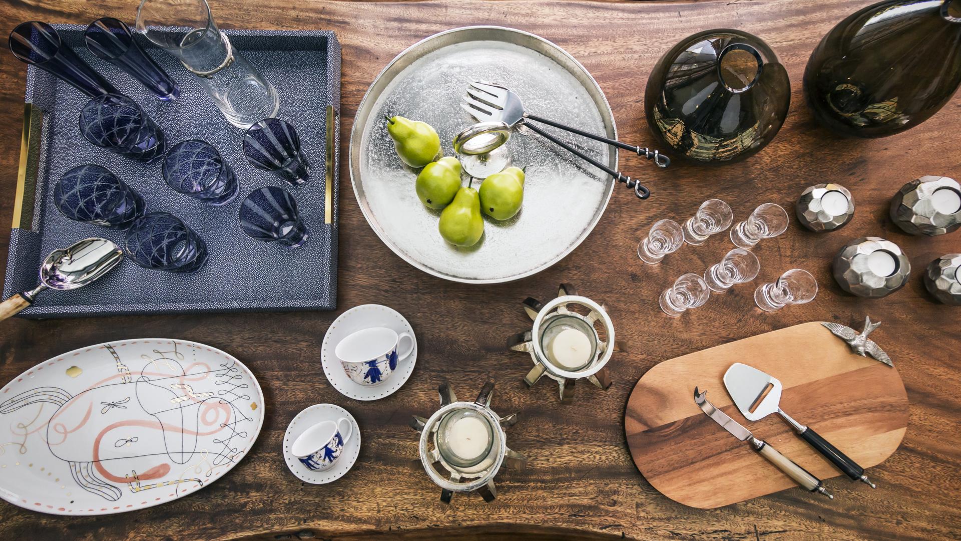 accesorios de mesa y bar