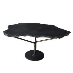 Mesa de centro piedra