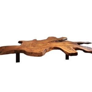 Mueble mesa raiz