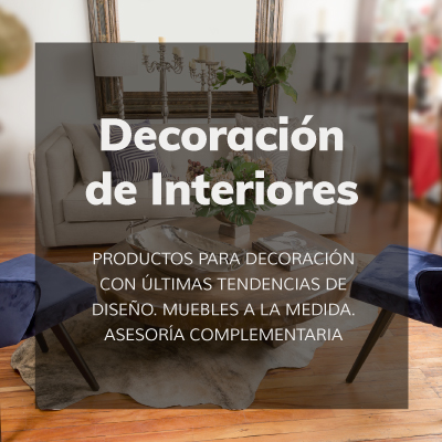 solero decoración de interiores
