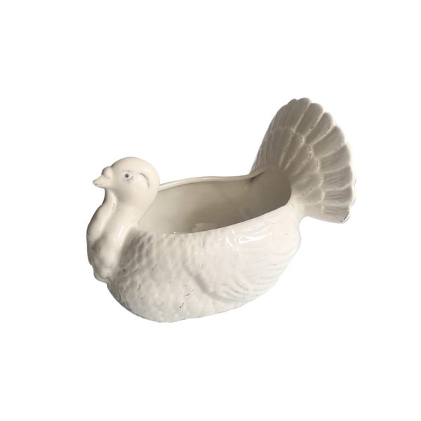 Bowl forma de Pavo