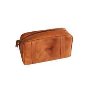 Bolsa de viaje en cuero