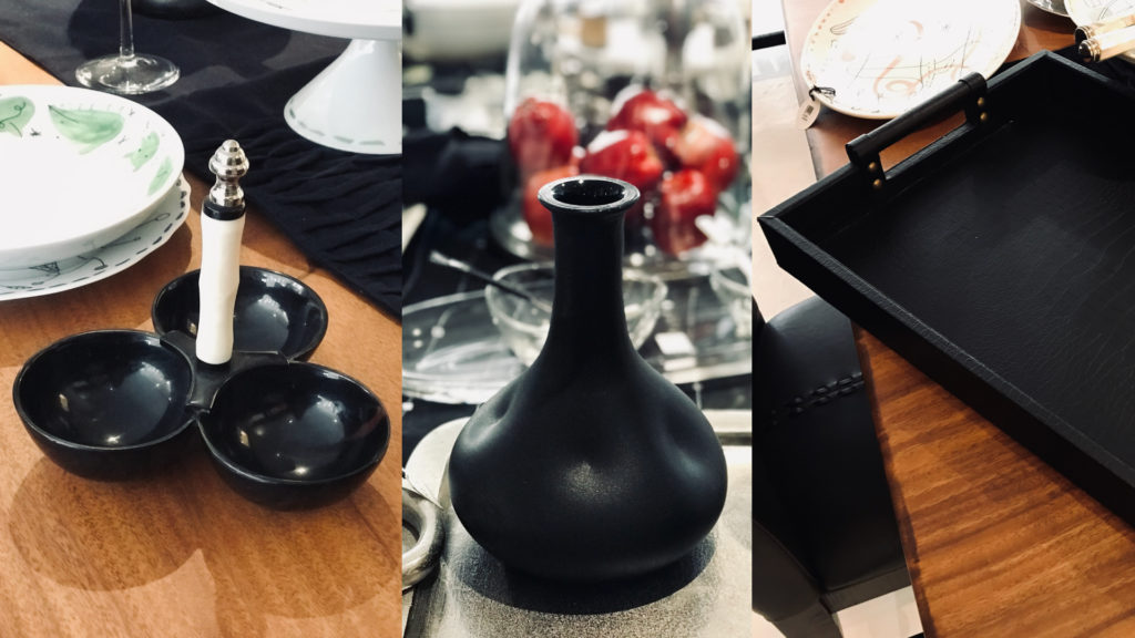 Solero Blog Color Trend Negro accesorios de cocina
