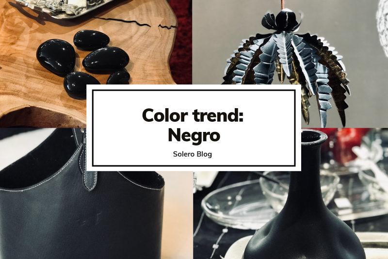 Color trend negro Solero Blog