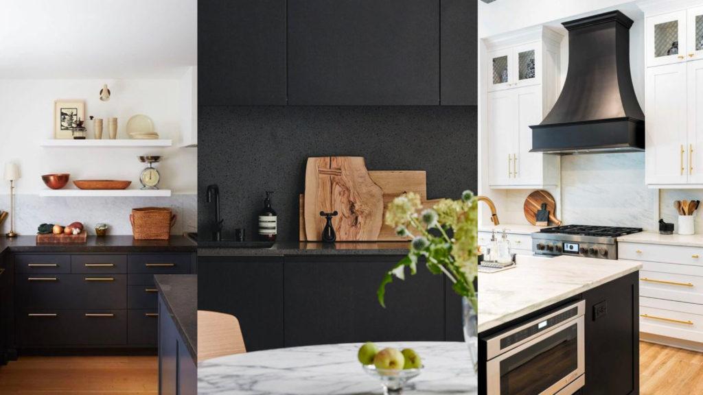 Solero Blog Color Trend Negro Cocinas