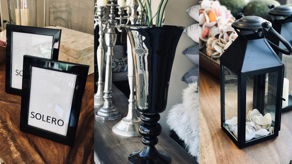 Solero Blog Color trend negro accesorios