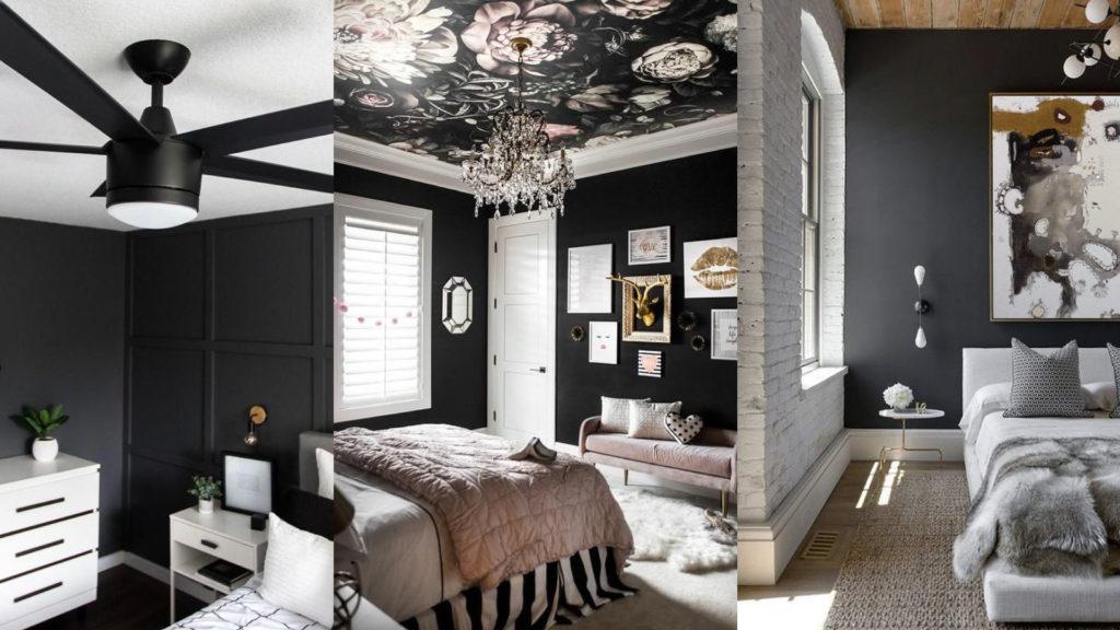 Solero Blog Color Trend Negro Dormitorio